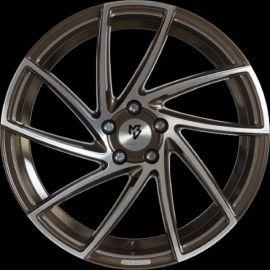 MB Design KV2 bronze polished Wheel 8.5x20 - 20 inch 5x130 bolt circle - 6727