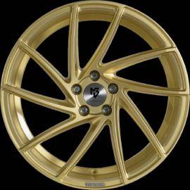 MB Design KV2 shiny gold Wheel 8.5x20 - 20 inch 5x130 bolt circle - 6726
