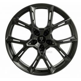 MB Design KX1 mattgrey Wheel 8,5x20 - 20 inch 5x108 bolt circle - 6570
