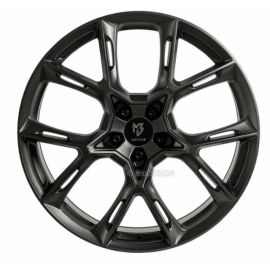 MB Design KX1 mattgrey Wheel 8,5x20 - 20 inch 5x114,3 bolt circle - 6640