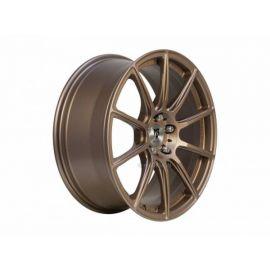 MB Design MF1 bronze light mat Wheel 7,5x17 - 17 inch 5x114,3 bolt circle - 6233