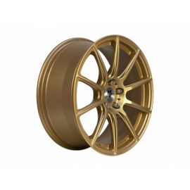 MB Design MF1 gold mat Wheel 7,5x17 - 17 inch 4x98 bolt circle - 6178
