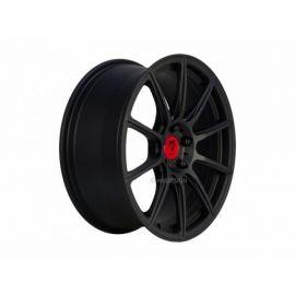 MB Design MF1 black mat Wheel 7,5x17 - 17 inch 5x114,3 bolt circle - 6234