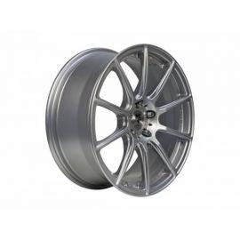 MB Design MF1 silver Wheel 7,5x17 - 17 inch 4x98 bolt circle - 6176