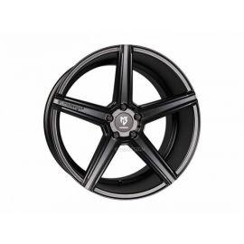MB Design KV1 black mat Wheel 9.5x19 - 19 inch 5x120 65 bolt circle