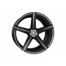 MB Design KV1 black mat Wheel 12x20 - 20 inch 5x120,65 bolt circle - 6699