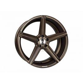 MB Design KV1 bronze silk matt Wheel 12x20 - 20 inch 5x120 65 bolt circle