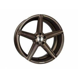 MB Design KV1 DC bronze silk matt Wheel 11x22 - 22 inch 5x112 bolt circle - 6893