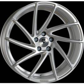 MB Design KV2 silver Wheel 8.5x20 - 20 inch 5x115 bolt circle - 6665