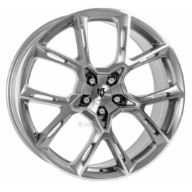 MB Design KX1 silver Wheel 9x21 - 21 inch 5x115 bolt circle - 6819
