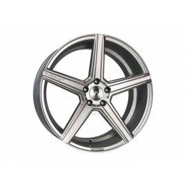 MB Design KV1 silver Wheel 8.5x19 - 19 inch 5x115 bolt circle - 6493