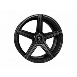 MB Design KV1 black mat Wheel 8.5x19 - 19 inch 5x110 bolt circle - 6422