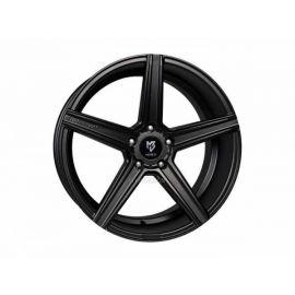 MB Design KV1 black mat Wheel 8.5x19 - 19 inch 5x115 bolt circle - 6494