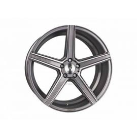 MB Design KV1 grey shiny polished Wheel 8.5x19 - 19 inch 5x110 bolt circle - 6425