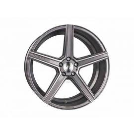 MB Design KV1 grey shiny polished Wheel 8.5x19 - 19 inch 5x115 bolt circle - 6496