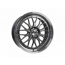 MB Design LV1 grey polished Wheel 7,5x18 - 18 inch 5x110 bolt circle - 6325
