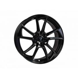 MB Design mb1 black shiny Wheel 7.5x19 - 19 inch 5x114 3 bolt circle