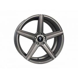 MB Design KV1 grey mat Wheel 8.5x19 - 19 inch 5x115 bolt circle - 6495