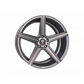 MB Design KV1 grey mat Wheel 9.5x19 - 19 inch 5x120 65 bolt circle