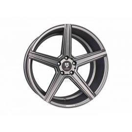 MB Design KV1 grey mat Wheel 9.5x19 - 19 inch 5x120,65 bolt circle - 6525