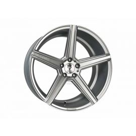 MB Design KV1 silver Wheel 12x20 - 20 inch 5x120,65 bolt circle - 6695