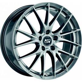 MSW 29 HYPER DARK Wheel 8x18 - 18 inch 5x114,3 bold circle - 7955