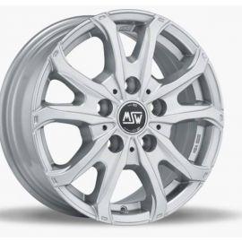 MSW 48 FULL SILVER Wheel 6,5x16 - 16 inch 5x130 bold circle - 7648