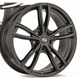 MSW 73 GLOSS DARK GREY Wheel 8x19 - 19 inch 5x112 bold circle - 8054