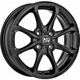 MSW X4 MATT BLACK Wheel 5,5x14 - 14 inch 4x108 bold circle - 7342