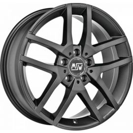 MSW 28 MATT DARK GREY Wheel 6,5x16 - 16 inch 5x114,3 bold circle - 7606