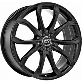MSW 48 MATT BLACK Wheel 9,5x20 - 20 inch 5x130 bold circle - 8209