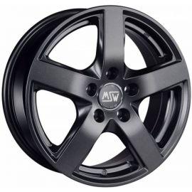 MSW 55 MATT DARK GREY Wheel 6,5x16 - 16 inch 5x110 bold circle - 7552