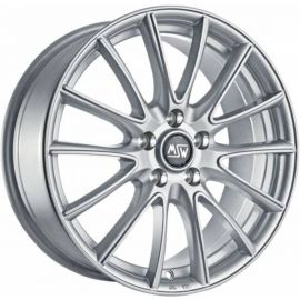 MSW 86 FULL SILVER Wheel 6,5x16 - 16 inch 5x112 bold circle - 7573