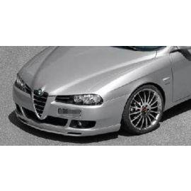 Front lip spoiler Alfa 156 + Wagon