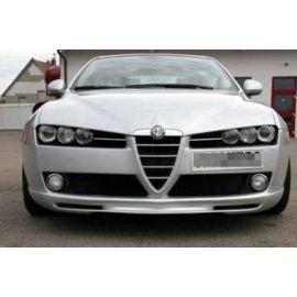 Front lip spoiler Alfa 159