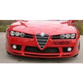 Front lip spoiler Alfa Brera