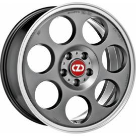 OZ ANNIVERSARY 45 MATT TITAN DIAMOND LIP Wheel 7.5x18 - 18 i - 10241