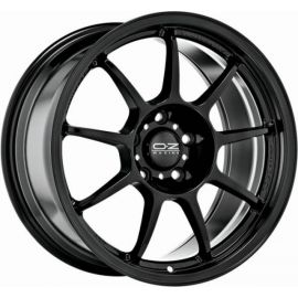 OZ ALLEGGERITA HLT GLOSS BLACK Wheel 8x18 - 18 inch 5x100 bo - 10186