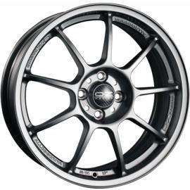 OZ ALLEGGERITA HLT MATT GRAPHITE Wheel 7x18 - 18 inch 5x114. - 10286