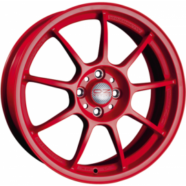 OZ ALLEGGERITA HLT RED Wheel 8x17 - 17 inch 5x108 bold circl - 10035