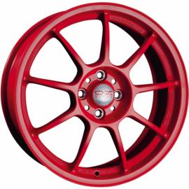 OZ ALLEGGERITA HLT RED Wheel 7x18 - 18 inch 5x114.3 bold cir - 10280