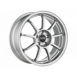 OZ ALLEGGERITA HLT STAR SILVER Wheel 8x18 - 18 inch 5x100 bo - 10183