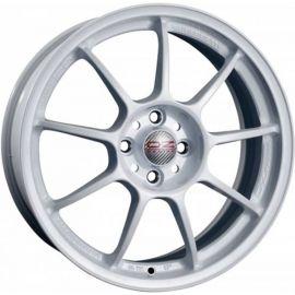 OZ ALLEGGERITA HLT WHITE Wheel 7x16 - 16 inch 4x100 bold cir - 9870