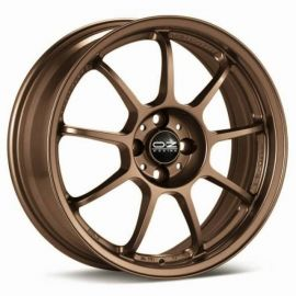 OZ ALLEGGERITA HLT MATT BRONZE Wheel 8,5x17 - 17 inch 5x120 - 10124
