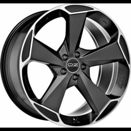 OZ ASPEN HLT MATT BLACK Wheel 10x21 - 21 inch 5x127 bold cir