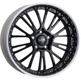 OZ BOTTICELLI III MATT BLACK Wheel 8.5x20 - 20 inch 5x108 bo