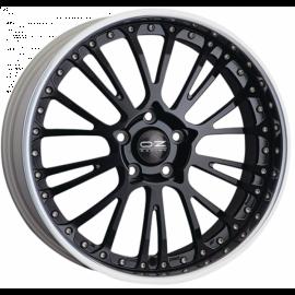 OZ BOTTICELLI III MATT BLACK Wheel 10x21 - 21 inch 5x114.3 b
