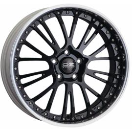 OZ BOTTICELLI III MATT BLACK Wheel 9x20 - 20 inch 5x130 bold - 11078