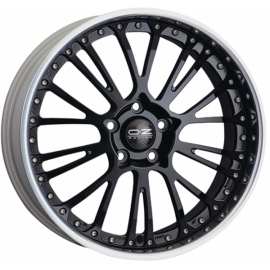 OZ BOTTICELLI III MATT BLACK Wheel 10x21 - 21 inch 5x120 bol - 11250