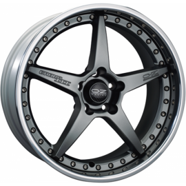 OZ CRONO III MATT GRAPHITE Wheel 11x19 - 19 inch 5x130 bold - 10719
